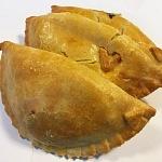 Empanades de pollastre picant (Basilicata)